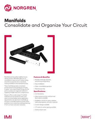 Manifold Sell Sheet