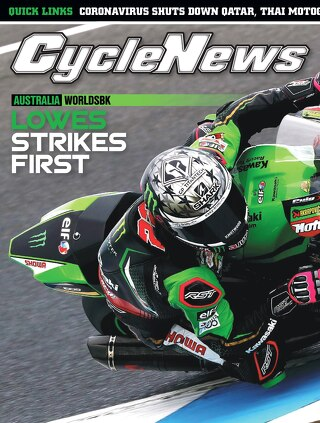 Cycle News 2020 Issue 09 March 3