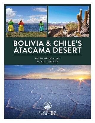 2020-2021 Bolivia & Chile's Atacama Desert
