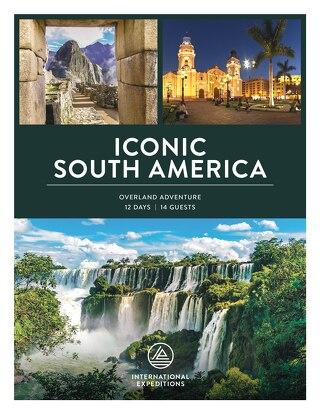 2021 Iconic South America