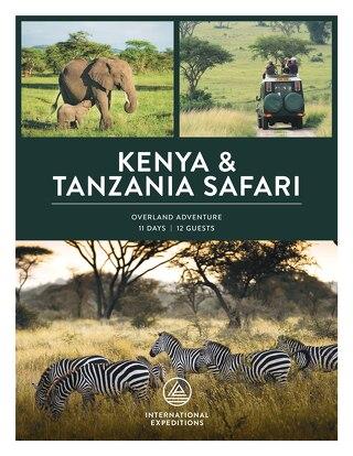 2021 Kenya & Tanzania Safari