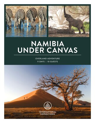 2021 Namibia Under Canvas