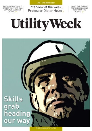 Utility Week 6th March 2020