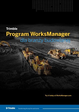 Trimble WorksManager Datasheet - Polish