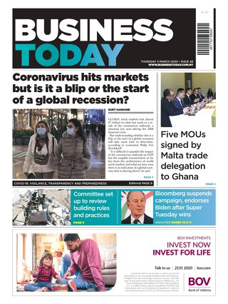 BUSINESSTODAY 5 March 2020