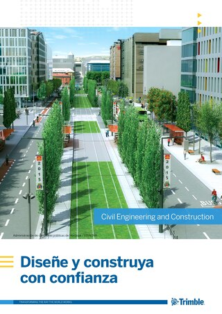 Trimble Civil Construction Solutions Brochure - Spanish