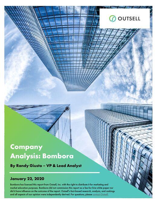 Outsell Company Analysis: Bombora - Jan 2020