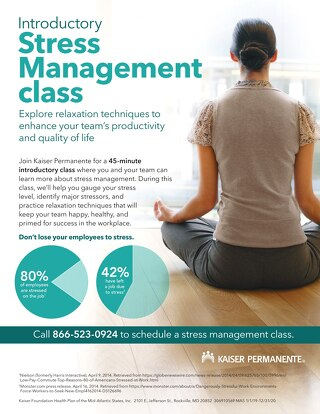 Stress Management Class Overview