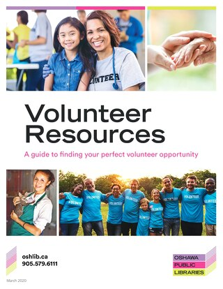 Volunteer Resources Booklet
