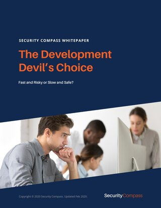 The Development Devil's Choice