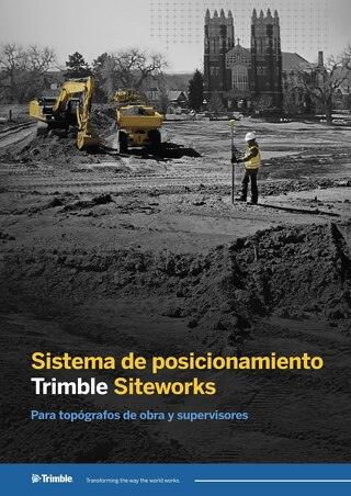 Trimble Siteworks Datasheet - Spanish