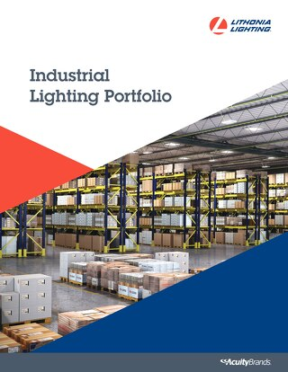UPDATED: I-BEAM® IBG and Industrial Lighting Portfolio