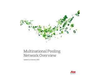 2020 Multinational Pooling Network Overview