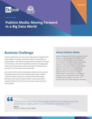 Publicis Case Study