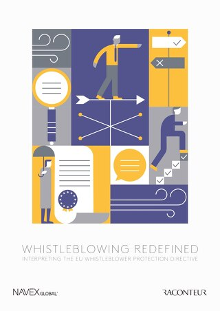 Navex - Whistleblowing Redefined report 2019-20