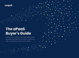 eBook: The aPaaS Buyer's Guide
