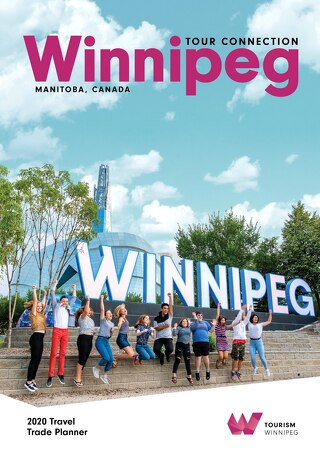 2020 Winnipeg Tour Connection Planner