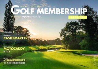 Golf Membership Magazine Issue 3