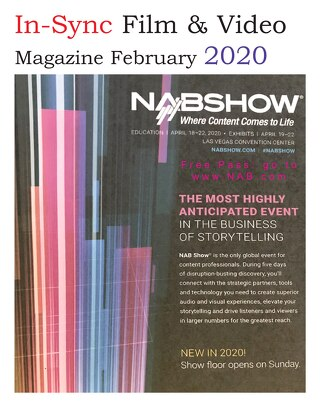 Feb 2020 Issue_InSync June 2005.qxd