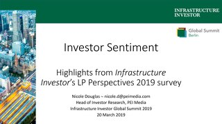 Infrastructure Investor LP Perspectives