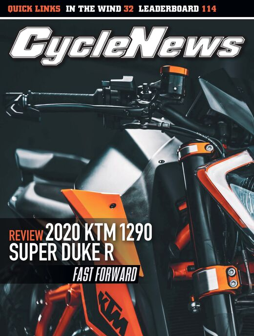 Cycle News 2020 Issue 07 February 19