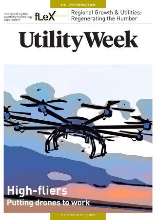 Utility Week 21st February 2020