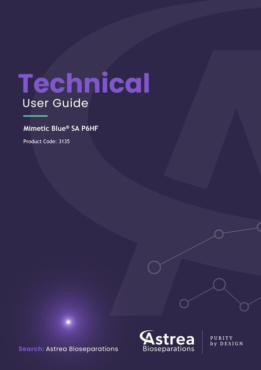 Mimetic Blue SA P6HF - Technical User Guide