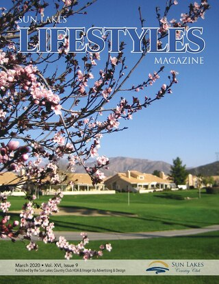 Sun Lakes Lifestyles March 2020