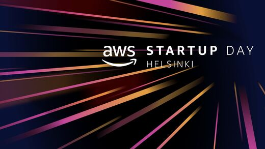 Tools for Building Your MVP on AWS - Startup Day Helsinki