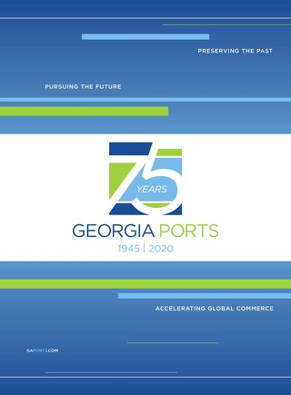 Georgia Ports 75th Anniversary Special 2020