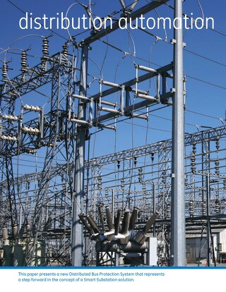 Case study: Distributed Bus Protection in the Smart Substation
