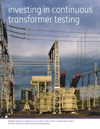 Case Study: Investing in Continuous Transformer Testing