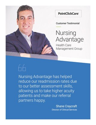 Customer Testimonial: Nursing Advantage