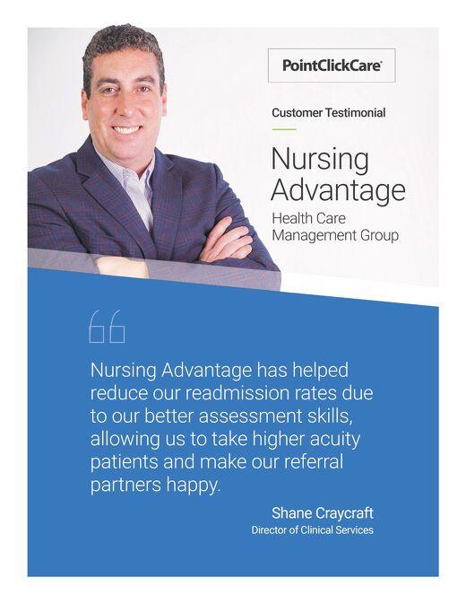 Customer Testimonial: Nursing Advantage
