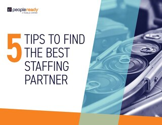 5 Tips to Find the Best Staffing Partner
