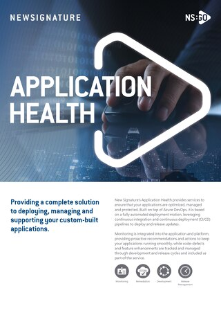 NS:GO Application Health 2020 Flyer