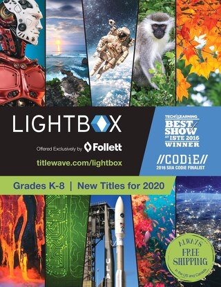 Lightbox 2020 Catalog