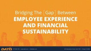 Financial Sustainability Webinar Slides