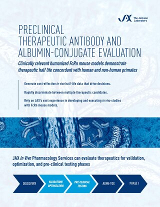 FcRn: Preclinical Therapeutic Antibody and Albumin-Conjugate Evaluation