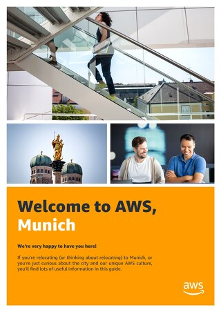 Welcome to AWS, Munich