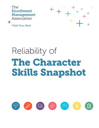 Reliability of The Character Skills Snapshot