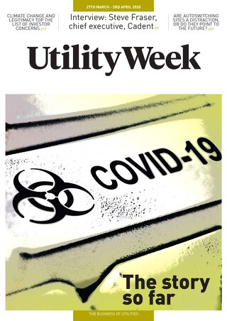 Utility Week 27th March 2020