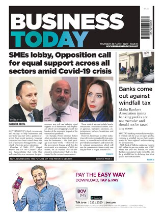 BUSINESSTODAY 26 March 2020