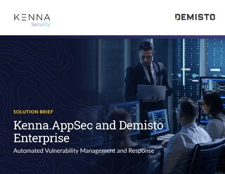 Automated Vulnerability Management Response with Kenna and Demisto