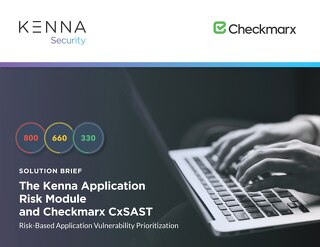 Risk-Based Application Vulnerability Prioritization with Checkmarx and Kenna