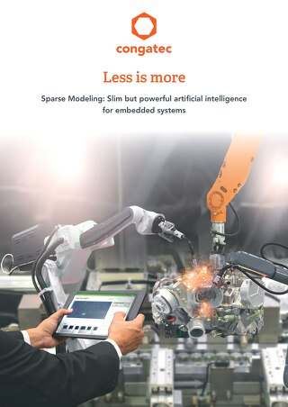 Sparse Modeling: Slim but powerful artificial intelligence for embedded systems