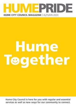 Hume Pride Autumn 2020