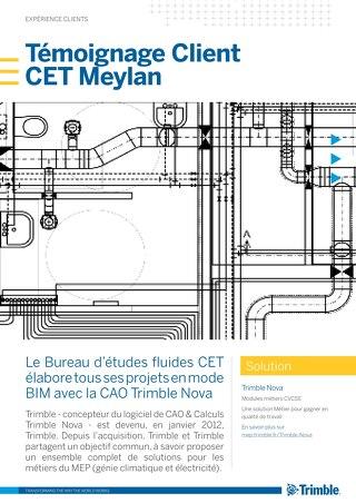 Témoignage Client CET Meylan