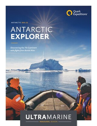 Antarctic Explorer: Discovering the 7th Continent (Starting from Buenos Aires)
