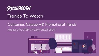 Trends to Watch March 27, 2020